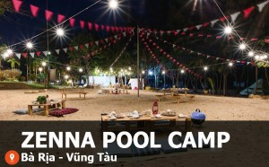 Zenna Pool Camp
